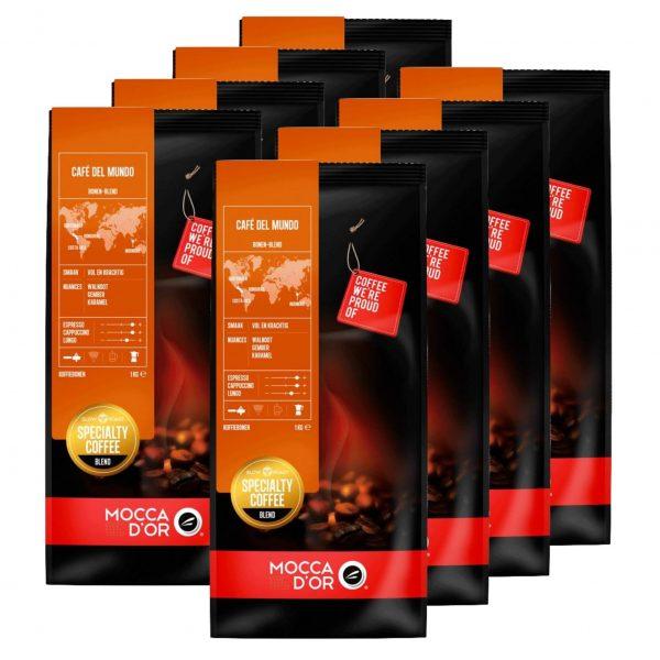 Cafe Del Mundo - koffiebonen