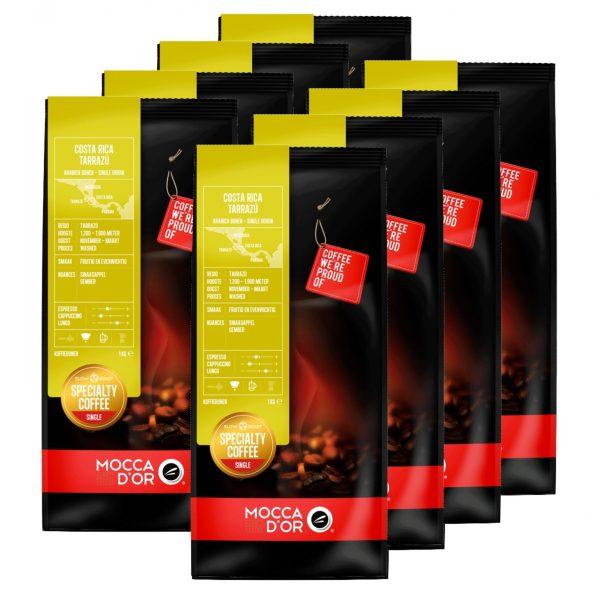 Koffiebonen Mocca d'Or Costa Rica Tarrazu