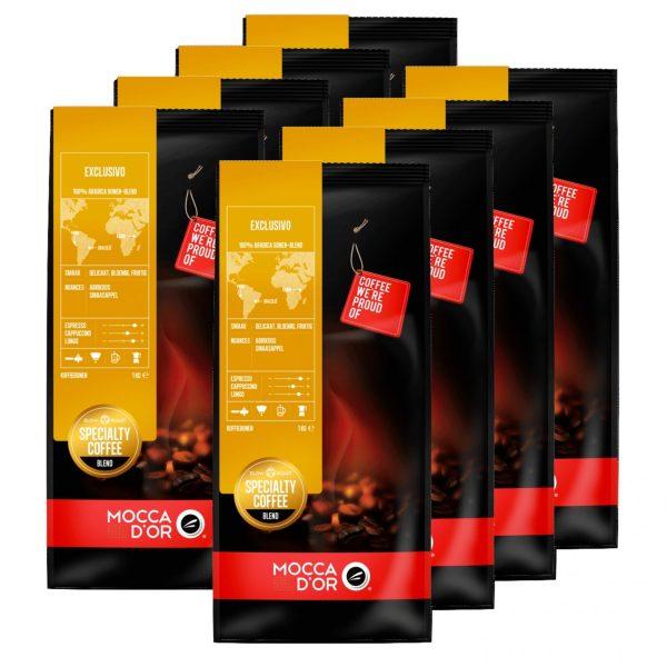 Koffiebonen Mocca d'Or Exclusivo