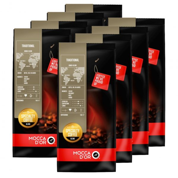 Koffiebonen Mocca d'Or Traditional