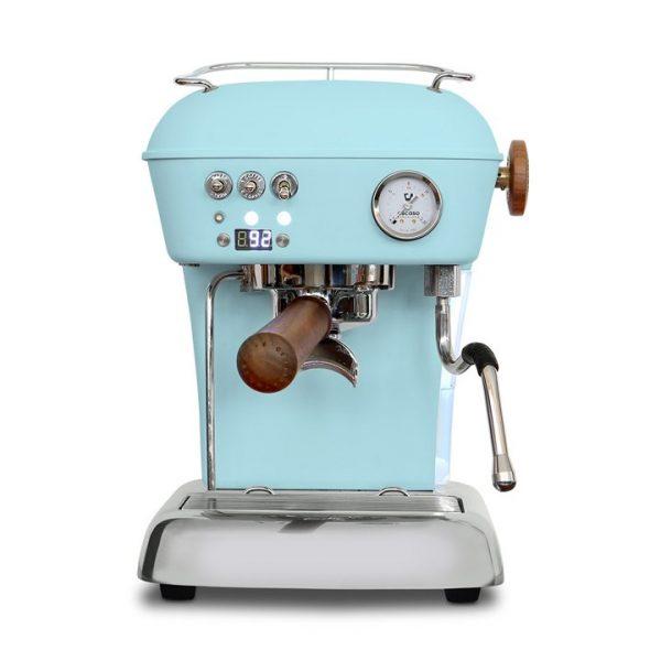 Ascaso drea pid espressomachine - lichtblauw