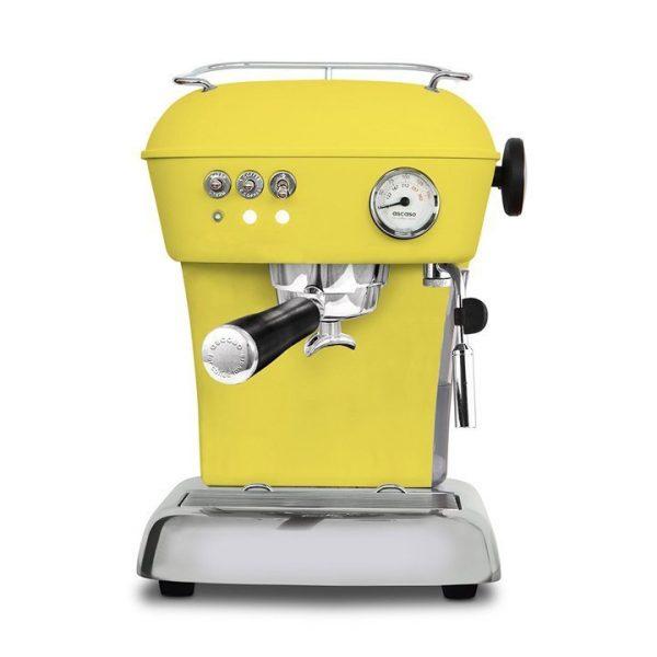 Ascaso Dream - mat geel espressomachine
