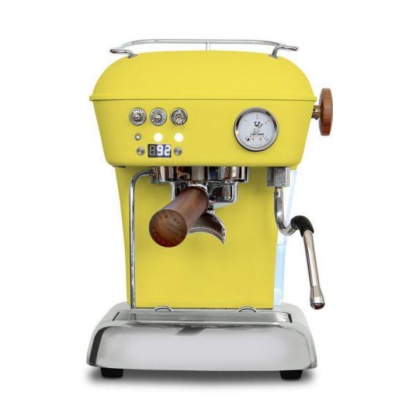 Ascaso dream PID espressomachine - geel