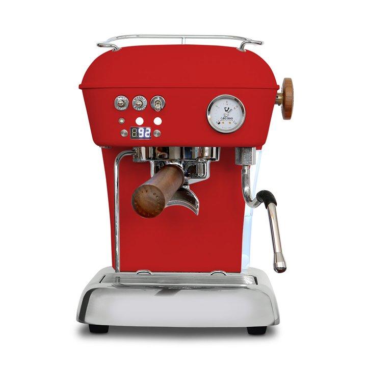 Ascaso dream PID espressomachine - mat rood