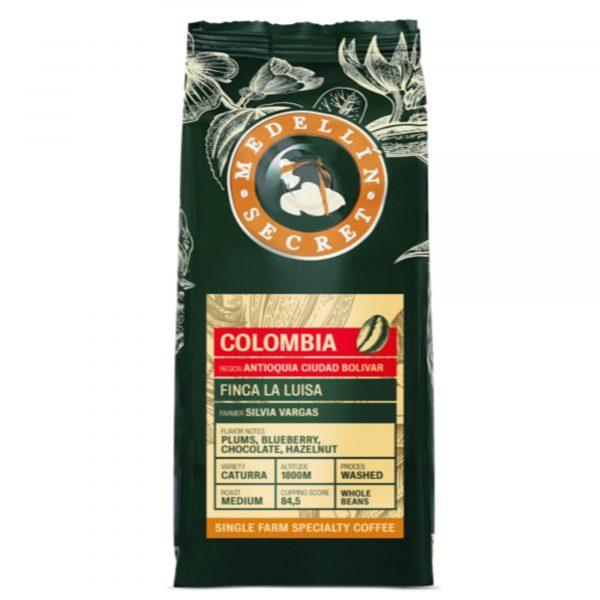 Medellin Secret Colombia koffiebonen
