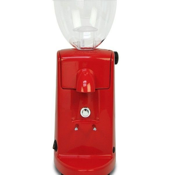 Ascaso I-Mini koffiemolen - rood