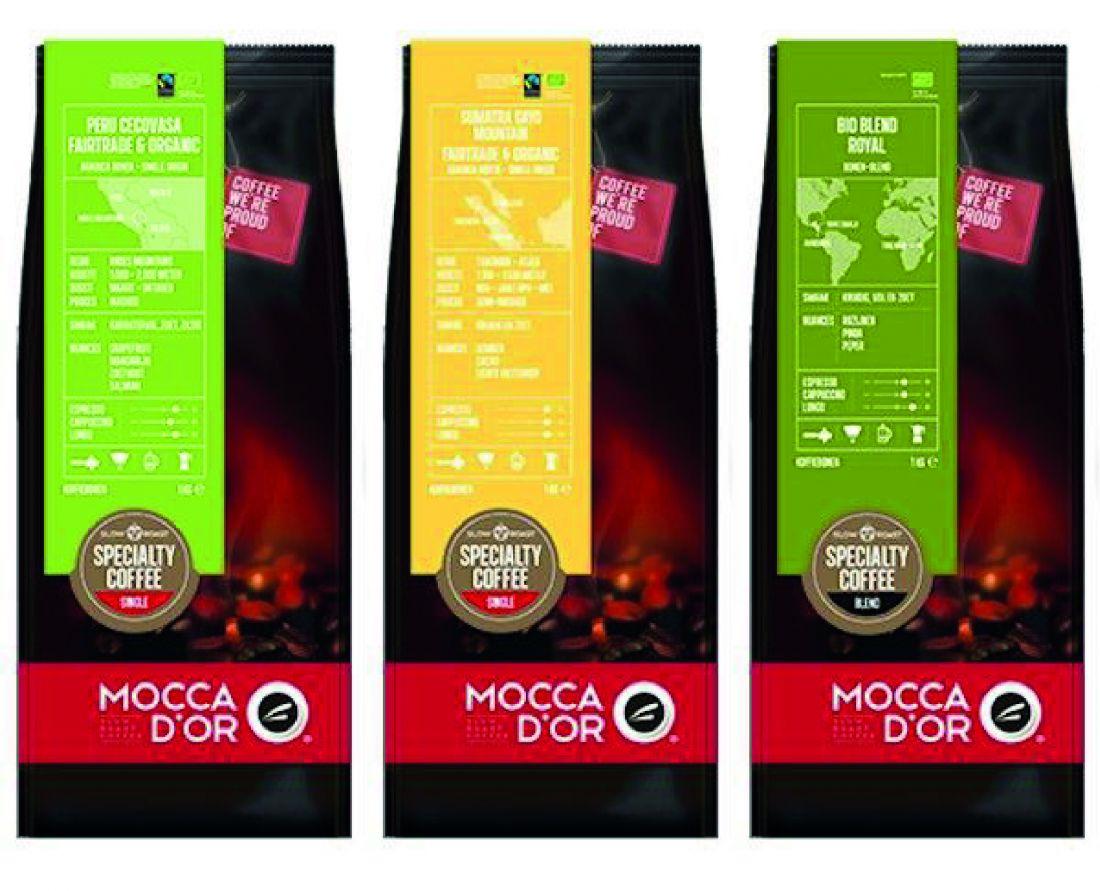 Biologisch - proefpakket koffiebonen