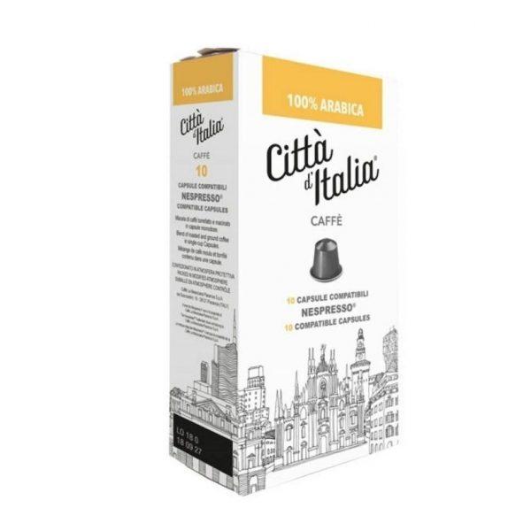 Città d'Italia Arabica - capsules