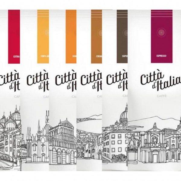 Città d'Italia - Mix&Voordeel 4kg