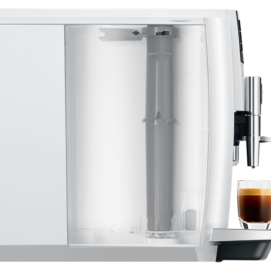 E6 Piano White waterfilter