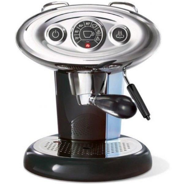 illy Francis Francis X7 MIE espressomachine zwart