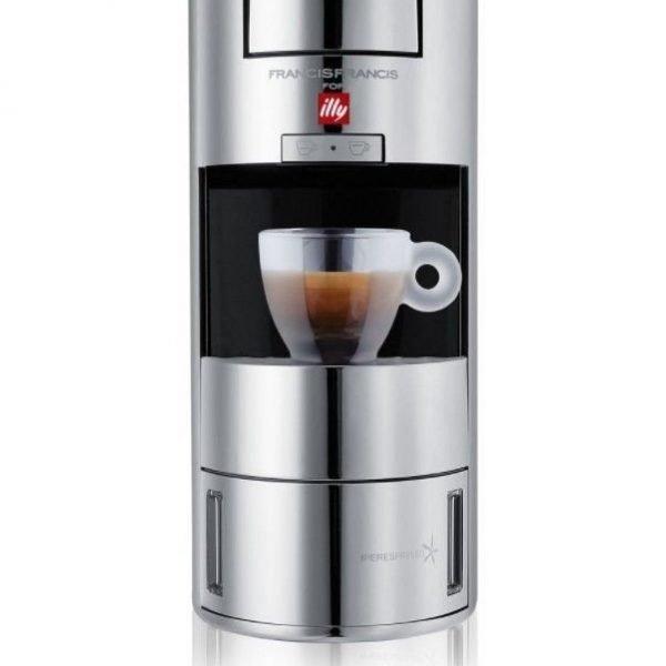 illy Francis Francis X9 espressomachine