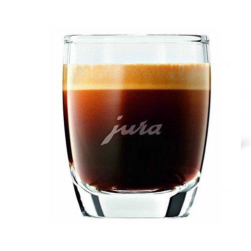 jura Espresso glas
