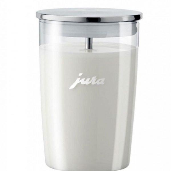 JURA glazen melkbeker