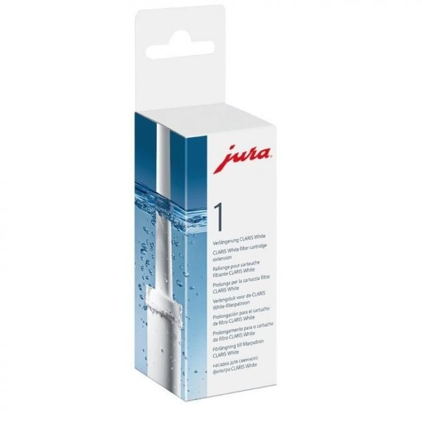 JURA verlengstuk CLARIS White filter