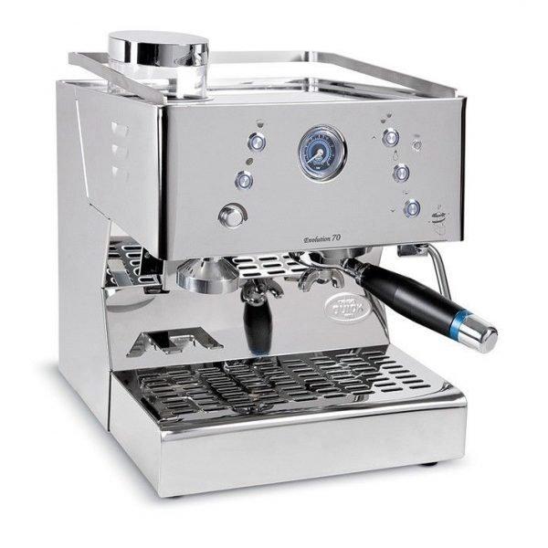 Quick Mill 3135 - geïntegreerde koffiemolen