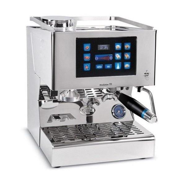 Quick Mill 3245 - geïntegreerde koffiemolen