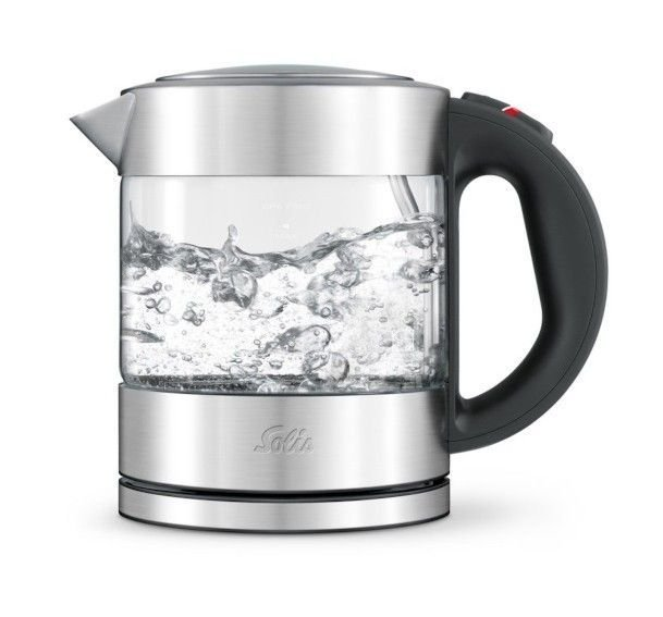 Solis Cristallo waterkoker