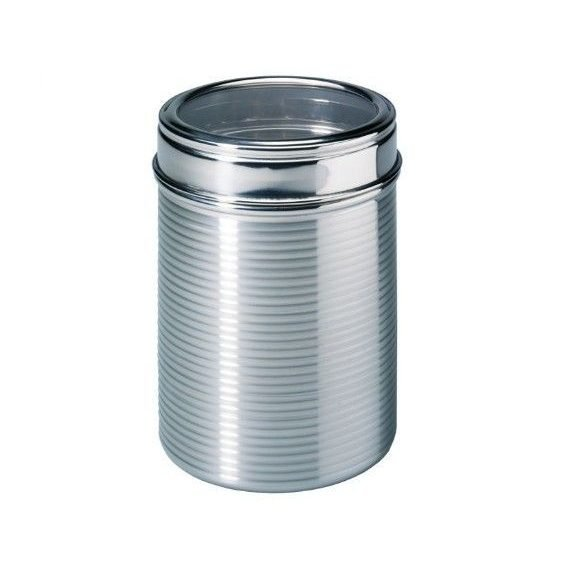 Theeblik edelstaal - 100 gram
