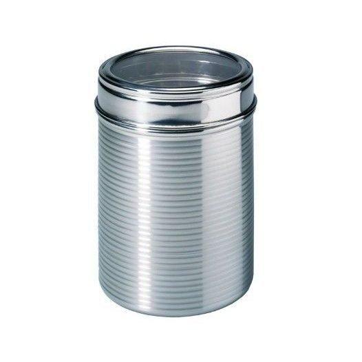 Theeblik edelstaal - 200 gram