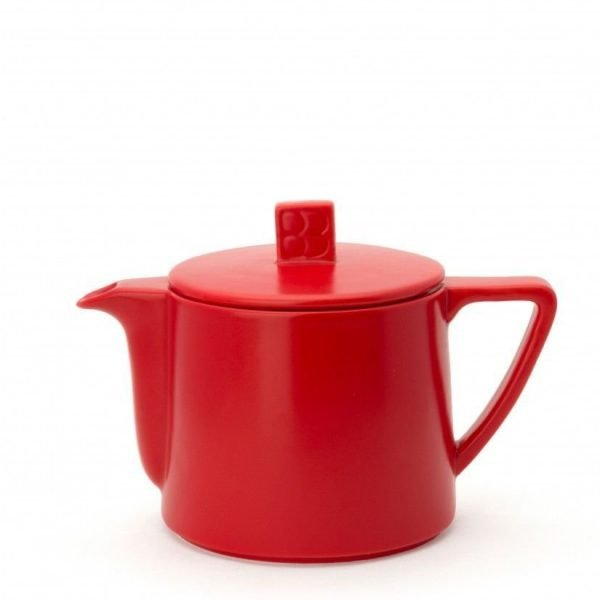Theepot Lund 0,5L - rood