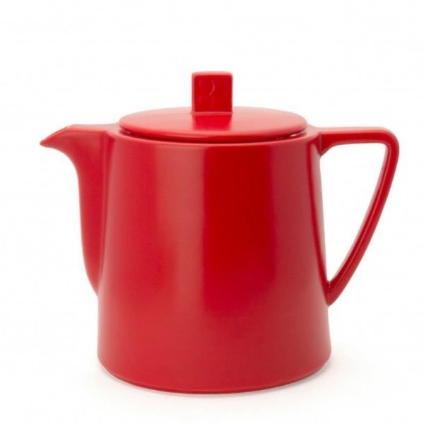 Theepot Lund 1,0L - rood