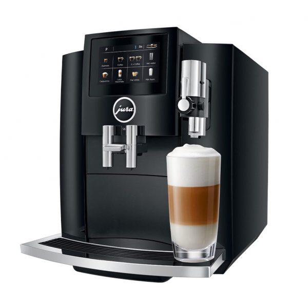JURA S8 volautomatische koffiemachine
