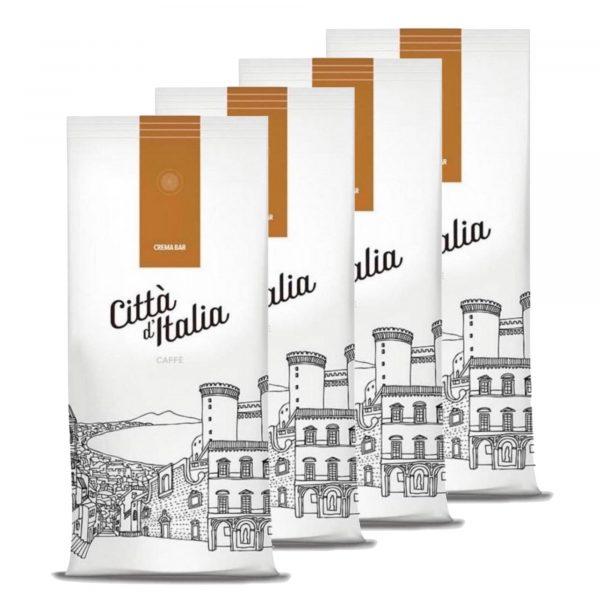 Koffiebonen Citta d'Italia Crema Bar