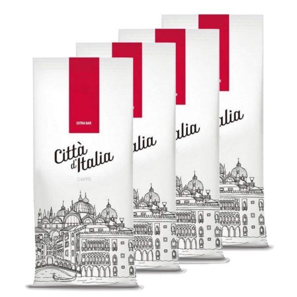 Koffiebonen Citta d'Italia Extra bar