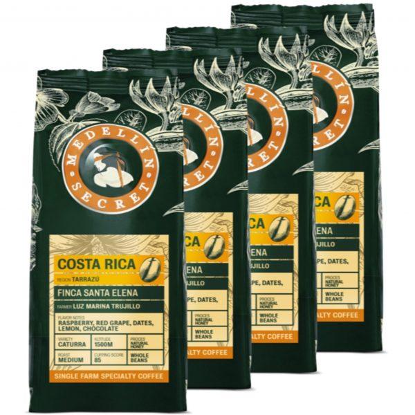 Koffiebonen Medellin Secret Costa Rica 4 kg volumekorting
