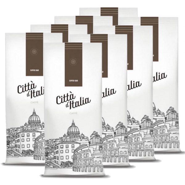 "Koffiebonen Citta d""Italia Super Bar"