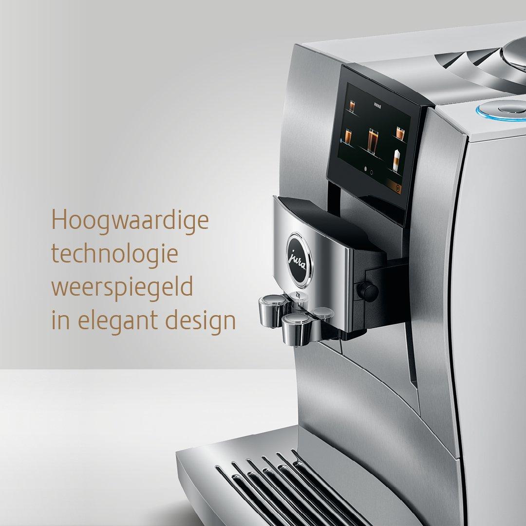 Elegantie volautomatische koffiemachine JURA Z10