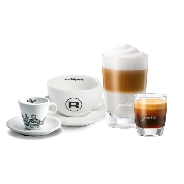 Koffie- en theeservies